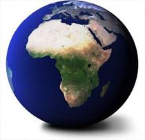 Spreekbeurt over Afrika, het werelddeel