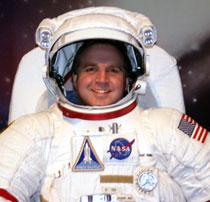 Spreekbeurt Astronaut