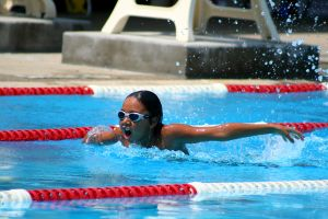 Spreekbeurt over Zwemmen