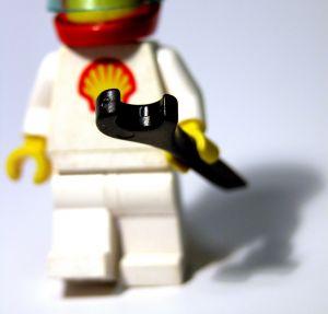 Spreekbeurt over Lego