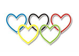 Olympische Sporters Geven Spreekbeurt Tijdens Olympic Day