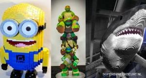 spreekbeurt lego creaties