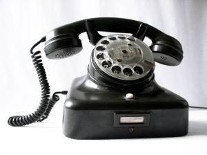 Spreekbeurt over de Telefoon