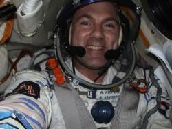 Spreekbeurt over astronaut André Kuipers