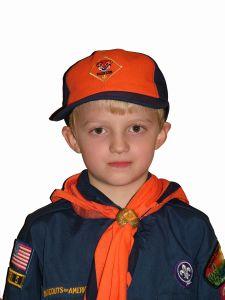 uniform van een scout