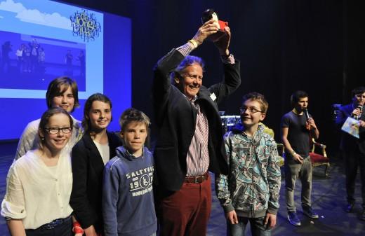 Rob Ruggenberg wint Prijs van de Jonge Jury 2013