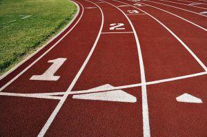 Spreekbeurt over Atletiek: hardlopen, springen en werpen