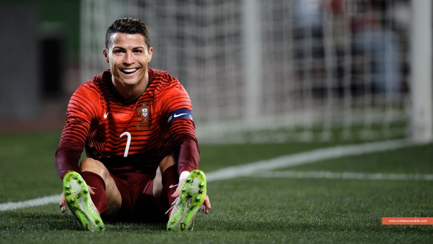 spreekbeurt cristiano ronaldo voetbal
