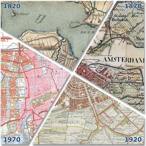 ... wijk eruit in 1820? Check het op topotijdreis.nl - Super Spreekbeurt: superspreekbeurt.nl/nieuws/hoe-zag-jouw-wijk-eruit-in-1820-check...