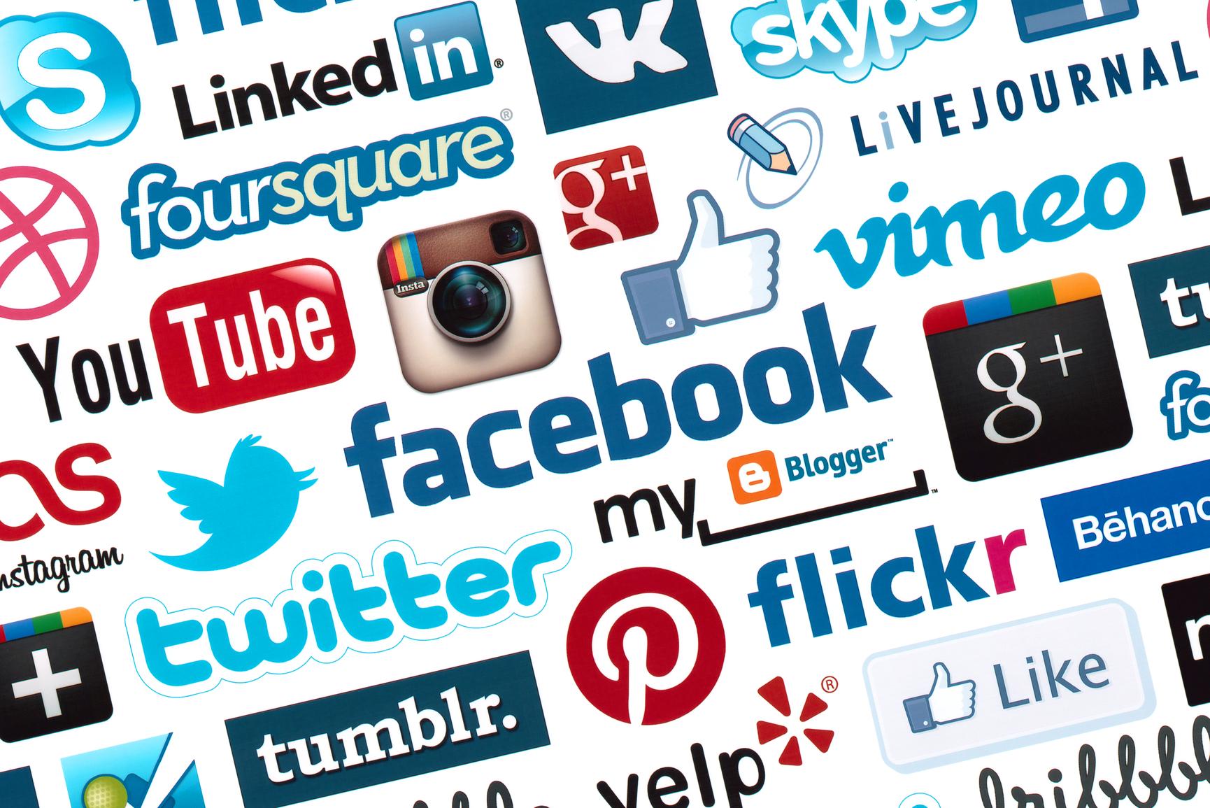 Spreekbeurt Social Media