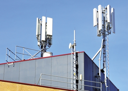Spreekbeurt over Antennes